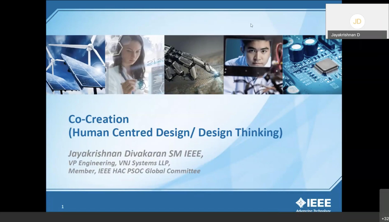 Co-creation: Human Centered Design/ Design Thinking