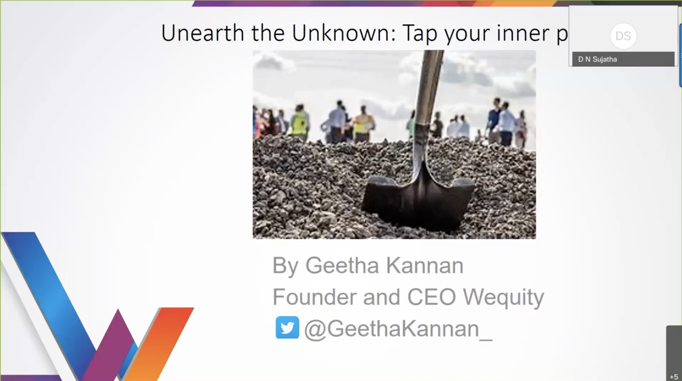 Unearth the Unknown: Tapping Your Inner Potential