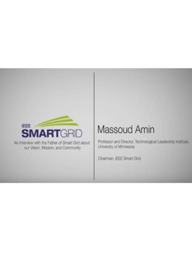 IEEE Smart Grid: Vision, Mission, Community