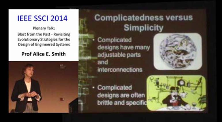 Blast from the past: Revisiting Evolutionary Strategies for the Design of Engineered Systems