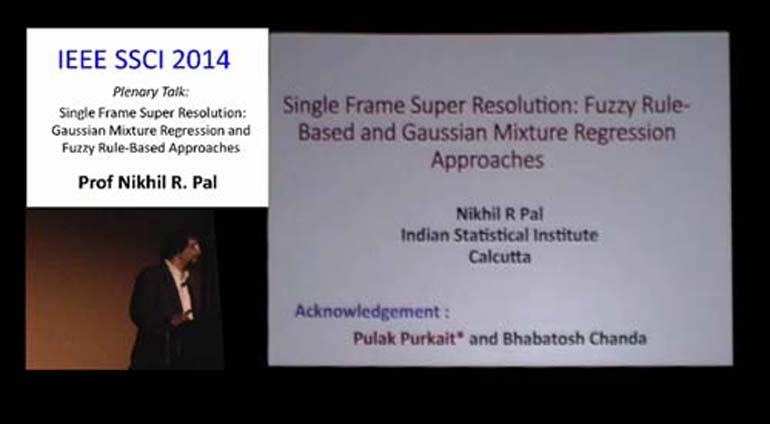 Single Frame Super Resolution: Fuzzy Rule-Based and Gaussian Mixture Regression Approaches