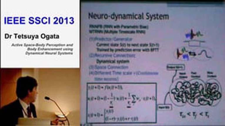 Active Space-Body Perception and Body Enhancement using Dynamical Neural Systems
