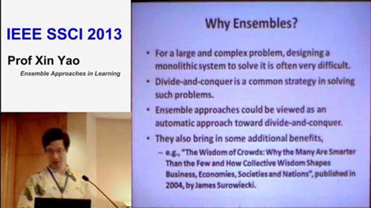 Ensemble Approaches in Learning