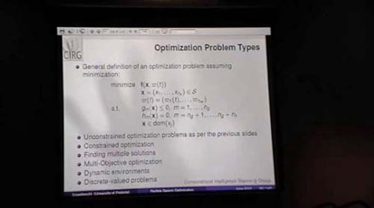 Andries Engelbrecht - Particle Swarm Optimisation