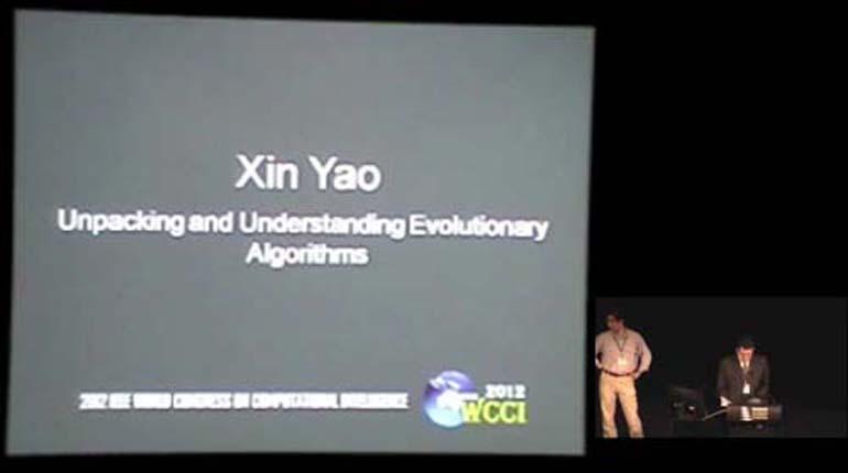 Xin Yao - Unpacking and Understanding Evolutionary Algorithms