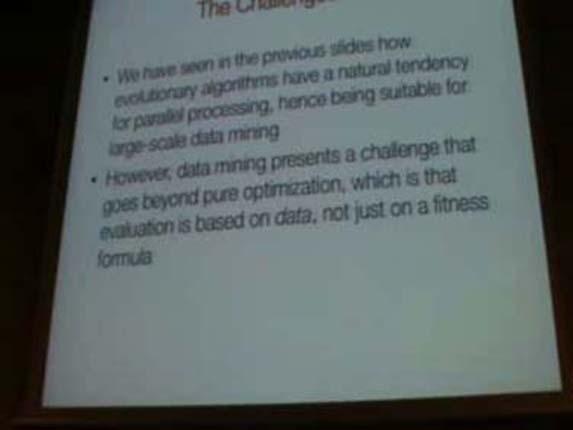Large Scale Data Mining Using Genetics-Based Machine Learning 1