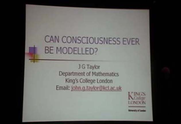 Can Consciousness ever be Modeled?