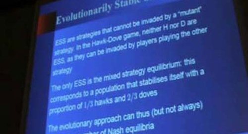 Introduction of Evolutionary Game Theory2