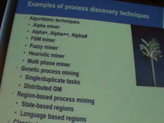 Process Mining: Beyond Business Intelligence 2
