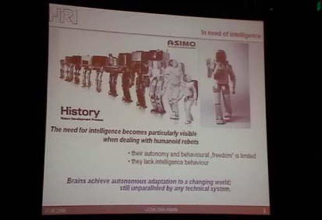 Brain-like Intelligence Inside - Towards Autonomously Interacting Systems