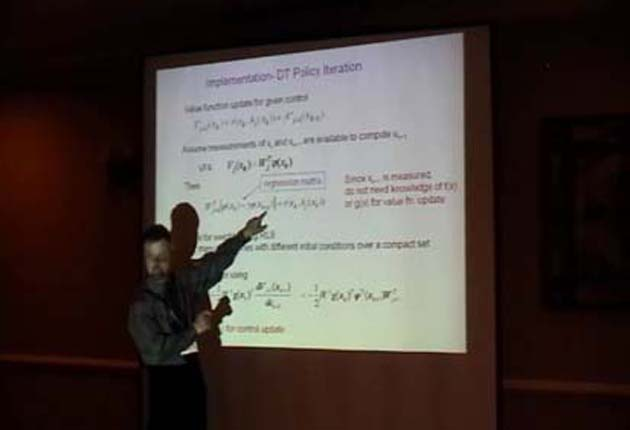 Adaptive Dynamic Programming and Reinforcement Learning for Feedback Control of Dynamical Systems : Part 2