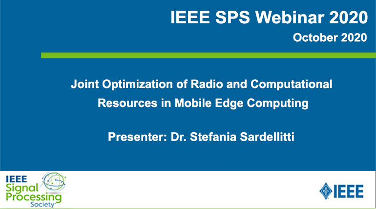 Joint Optimization of Radio and Computational Resources in Mobile Edge Computing